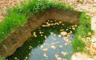 Септик для высоких грунтовых вод