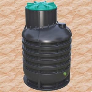 пластиковый септик